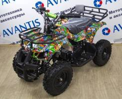 Avantis ATV Classic mini, 2019. исправен, без псм\птс, без пробега