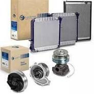 Насос водяной для а/м Hyundai/Kia Solaris/Rio IV (11-) Luzar LWP 0822 LWP0822