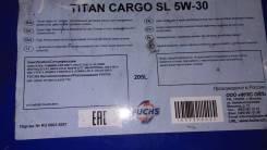 Titan. Продам масло. Cargo SL-5W-30, 2 200куб. см., 3 000кг., 9 000кг.