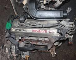 Двигатель 4S-FI Toyota