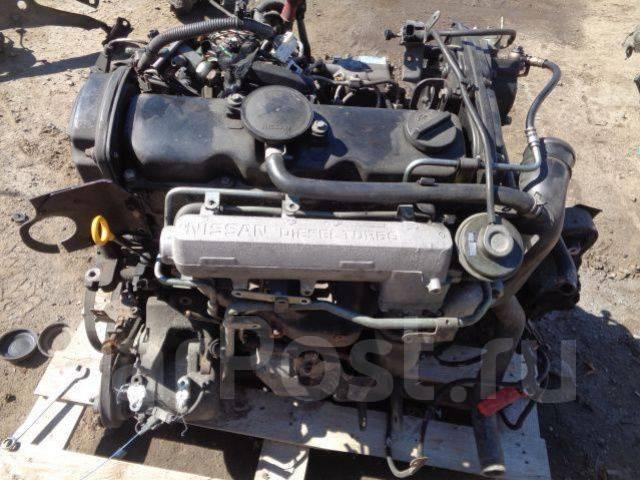 Двигатель CD20 для Nissan