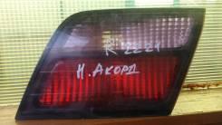 Фонарь вставка багажника Honda Accord, правый задний CF3, F18B в