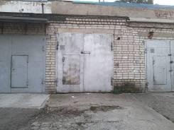 Гаражи кооперативные. улица Угловая 48, р-н Сахпоселок, 38,0кв.м., электричество, подвал. Вид снаружи