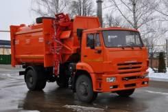 Рарз МК-4554-08. Мусоровоз с бокоовй загруМК 4554-06