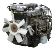 Isuzu 4JB1T дизельный двигатель