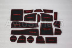 Коврики. Subaru Forester, SJ, SJ5, SJ9, SJD, SJG