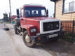 ГАЗ 3307. Продам Ассенизатор в отличном состоянии, 3 250куб. см.