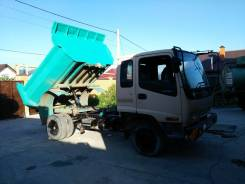 Isuzu Forward. Самосвал японский Исузу форвард, 8 200 куб. см., 5 000 кг., 4x2