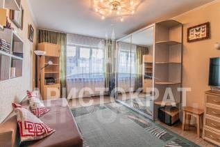 1-комнатная, улица Ладыгина 5. 64, 71 микрорайоны, агентство, 36кв.м. Интерьер