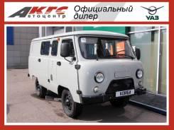 УАЗ 39099. Продается новый 5-местый г/п фургон в Красноярске, 2 693куб. см., 940кг., 4x4