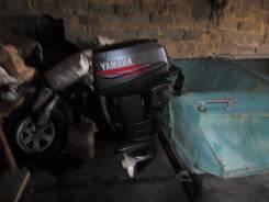 Yamaha. 25,00л.с., 2-тактный, бензиновый, нога S (381 мм), 2005 год