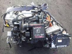 Двигатель+КПП Toyota 2ZR-FXE Контрактная | Гарантия