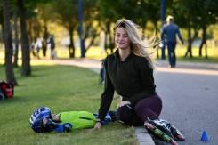 Инструктор по роликовым конькам и горным лыжам