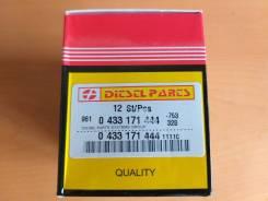 Распылитель форсунки топливной. New Holland 185 Case WX185 Samsung LX283 6CTA, 6CT, 8, 3