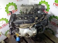 Двигатель G4ED, V-1600cc. Elantra/Matrix/Accent, Cerato/Rio. Контрактный