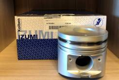 Поршни Isuzu ELF 4HG1 Alfin Izumi Original ( комплект 4шт. ) Izumi