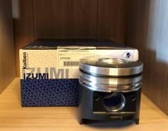 Поршни ISUZU ELF 4HG1/ 4HG1-T ALFIN/TEFLON + OG IZUMI ORIGINAL ( комплект 4шт.) IZUMI