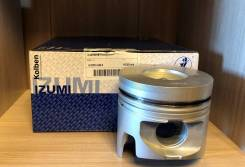 Поршни ISUZU ELF 4HL1 ALFIN/ OIL GALLERY IZUMI ORIGINAL ( комплект 4 шт.) IZUMI