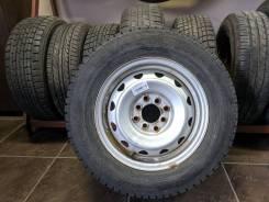 Dunlop Graspic DS2. Зимние, без шипов, 2003 год, 20%