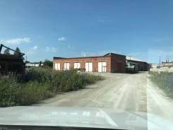Действующий промышленный комплекс, завод ЖБИ
