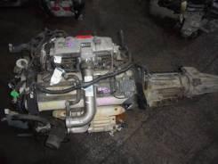 Двигатель с КПП Nissan RB20DET Контрактный | Гарантия