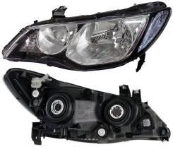 Фара Honda Civic 05-11