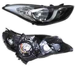 Фара Hyundai Elantra V 10-14