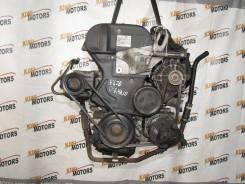 Контрактный двигатель FXJB Форд Фиеста Фьюжн Фокус 1,4 i 2002-2008