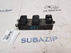 Блок управления стеклоподъёмниками Subaru Impreza STI, левый передний