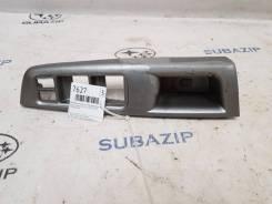 Накладка кнопок стеклоподъемника Subaru Impreza STI, левая передняя