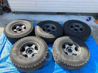 """Продам комплект колес. 8.0x16"""" 6x139.70 ET-15 ЦО 108,0мм."""