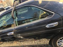 Дверь задняя левая черная(KJ6) Nissan Laurel HC35 108000km
