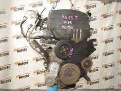 Контрактный двигатель 4G63 Mitsubishi Outlander Airtrek Lancer Evo