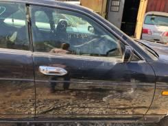 Дверь передняя правая черная(KJ6) Nissan Laurel HC35 108000km