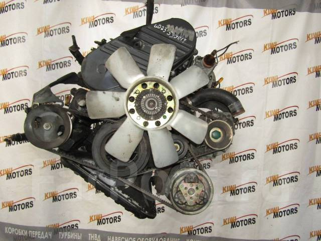 Контрактный двигатель LD23 Nissan Vanette Serena 2.3 D