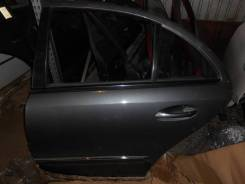 Дверь левая задняя Mercedes Benz W211 3,5л АКПП 2007г седан