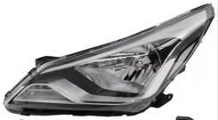 Фара Hyundai Solaris 14-17