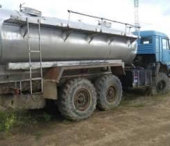 Спецстроймаш К-702М-ОП-Т. Автоцистерна водовоз 565815(Г6-ОПА-4310)