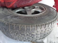 Одно колесо на запаску 165/80/R-13