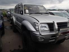 Кузов Целый! Голый! Toyota Land Cruiser Prado 95