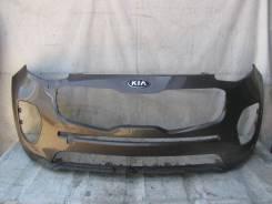Бампер передний Kia Sportage (QL) с 2016-2018