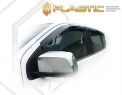 Ветровики дверей (Classic полупрозрачный) Chevrolet TrailBlazer 2012–2016 CA Plastic 2010030310473