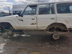 Toyota Land Cruiser. 60, 3B