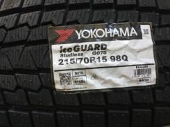 Yokohama Ice Guard G075, 215/70R15 98Q MADE IN JAPAN
