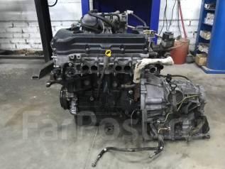 Двигатель qg18de, АКПП