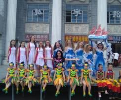 Бесплатные Танцы для школьников. 2 речка и Столетие!