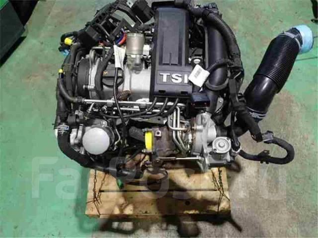 Двигатель 1.2L TSI Skoda СBZ CBZB