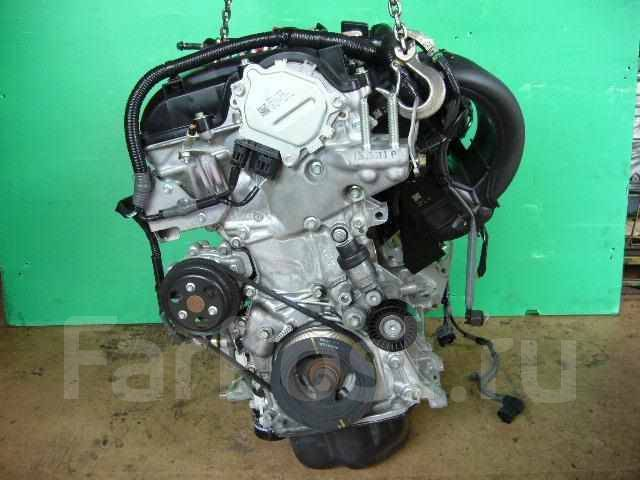 Двигатель Mazda CX-3 2.0L Pevps