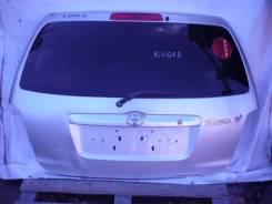 Дверь багажника со стеклом Toyota Kluger V 2003