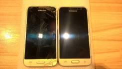 Samsung Galaxy J1 2016. Б/у, 8 Гб, Золотой, 3G, 4G LTE, Dual-SIM